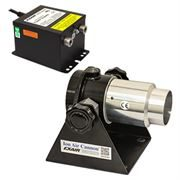 Exair Gen 4 ion air cannon and power supply