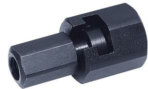 Quick Plug Coupling With Female Thread