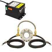 """2"""" (51mm) Exair Gen 4 Super Ion Air Wipe With Power Supply"""