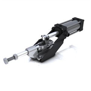 Air Powered Push Pull Pneumatic Toggle Clamps