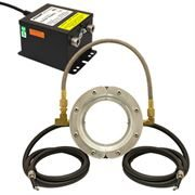 """4"""" (102mm) Exair Gen 4 Super Ion Air Wipe With Power Supply"""