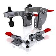 Horizontal Toggle Clamp UK