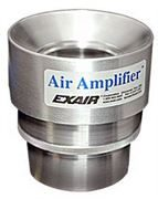 Exair Adjustable Air Amplifiers In Grade 303 Stainless Steel