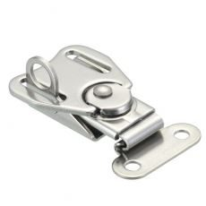 CS 26228 Stainless Steel Half Turn Latch with Padlock Hole L=62mm