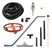 Exair Deluxe High Lift Reversible Drum Vac System Fits 208