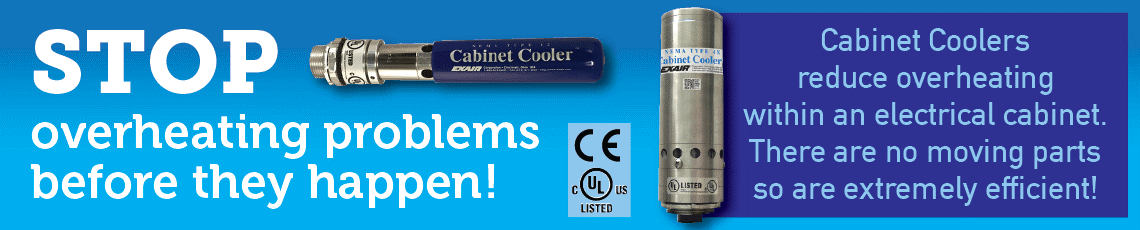 Cabinet Coolers