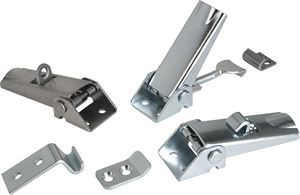Light Duty Over Centre Adjustable Toggle Latch GH-46