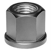 K0701 collar nuts in steel and stainless steel size M5-M20