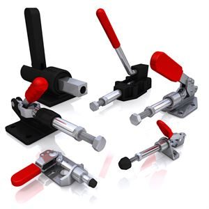 Push-Pull Toggle Clamps - Straight Line Toggle Clamps
