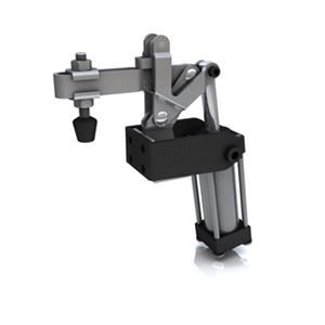 pneumatic air powered side mounting toggle clamps